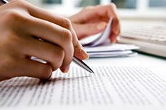 Skrive til nyhedsbreve