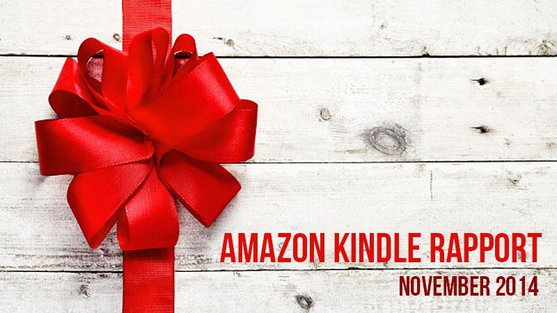 Amazon Kindle rapport – november 2014