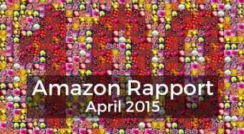 Amazon rapport – april 2015