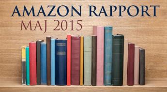 Amazon rapport – maj 2015