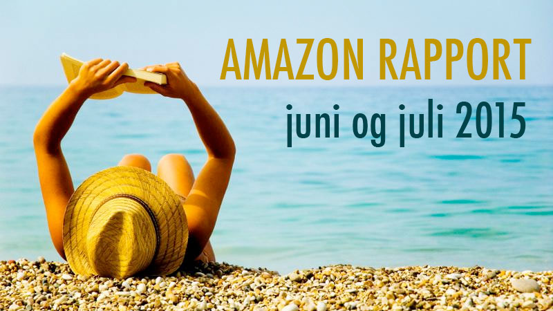 Amazon rapport - juni og juli