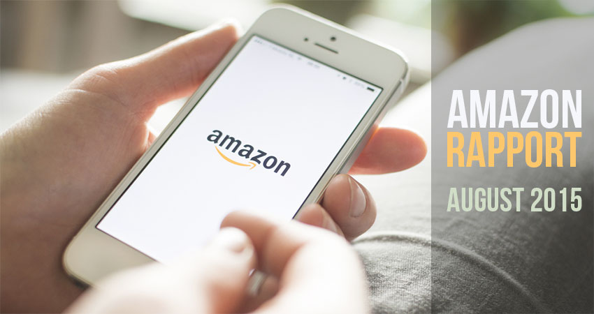 Amazon rapport – august 2015