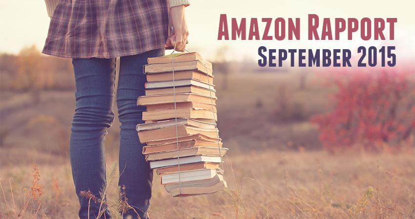 Amazon rapport - september 2015